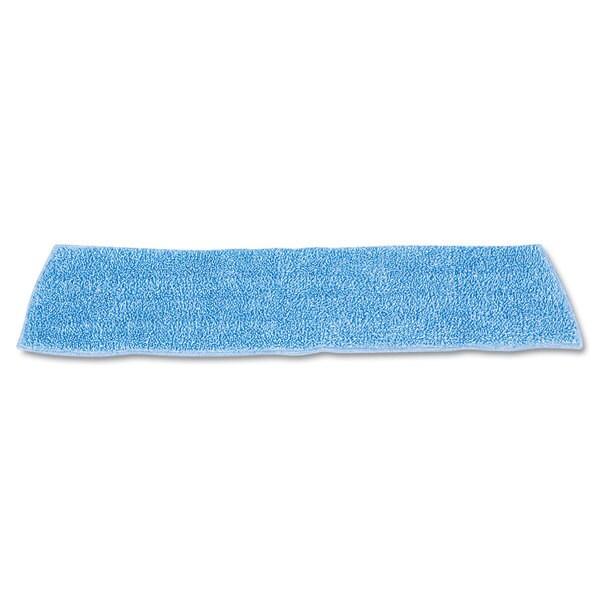 Shop Rubbermaid Commercial Hygen Economy Blue Microfiber