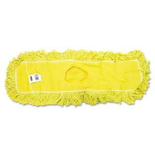 Rubbermaid Commercial Yellow Trapper Commercial Dust Mop