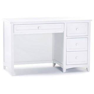 School House White Desk