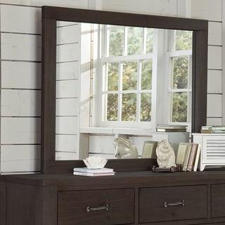 Highlands Collection Espresso Mirror