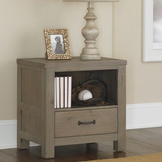 NE Kids Highlands Driftwood Nightstand