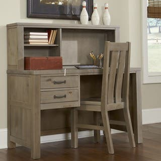 Highlands Collection Driftwood Desk and Hutch|https://ak1.ostkcdn.com/images/products/10665373/P17730684.jpg?impolicy=medium