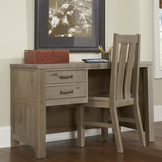 NE Kids Highlands Collection Driftwood Desk