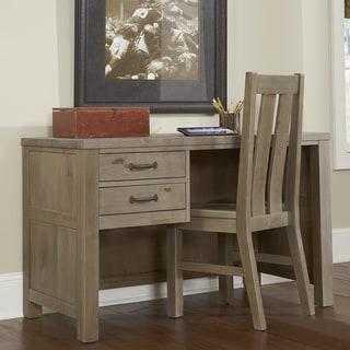 NE Kids Highlands Collection Driftwood Desk