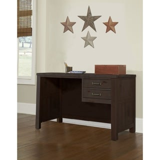 Highlands Collection Espresso Desk
