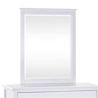 School House White Mirror
