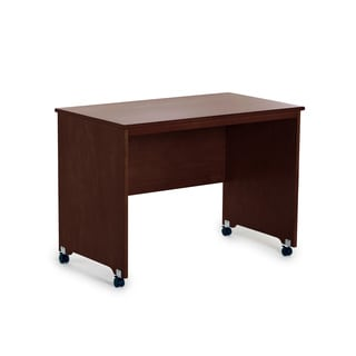 NE Kids School House Collection Mobile Desk Cherry
