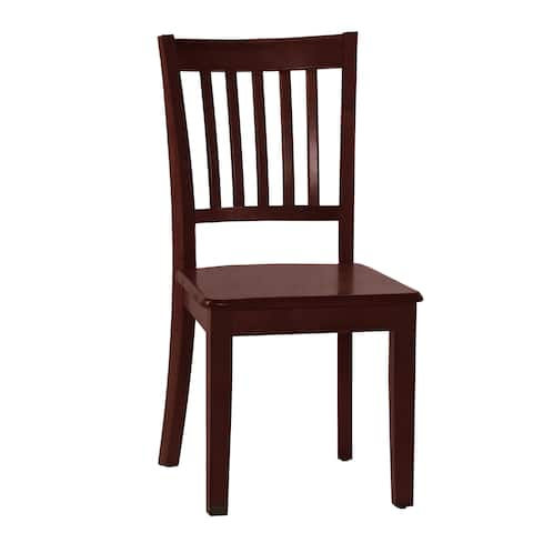 Hillsdale School House Cherry-finish Chair
