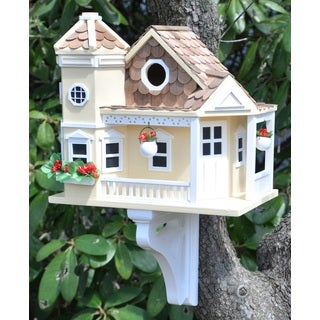 Sea Cliff Cottage Birdhouse