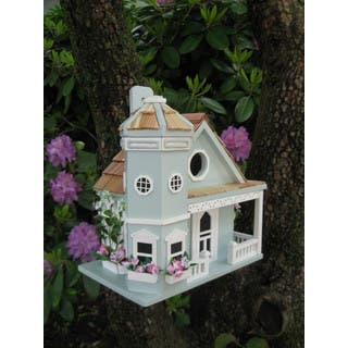 Flower Pot Cottage Birdhouse|https://ak1.ostkcdn.com/images/products/10665443/P17730727.jpg?impolicy=medium