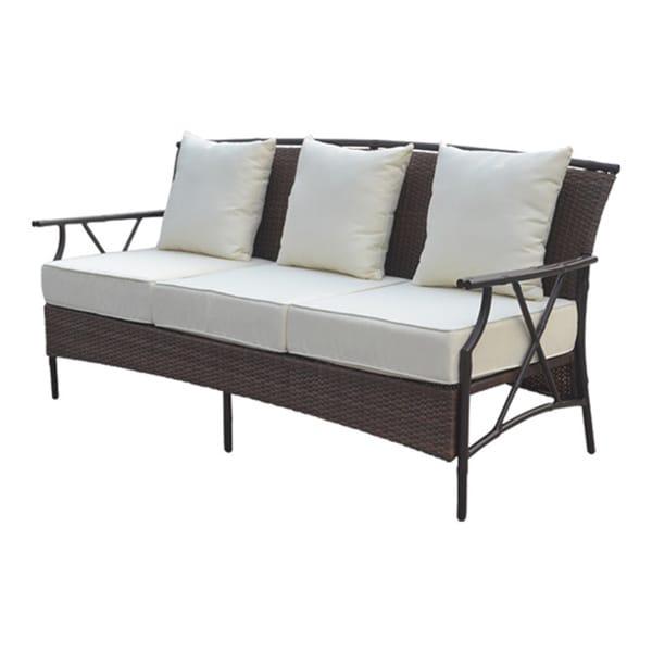 Panama Jack Rum Cay Sofa With Cushion