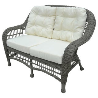 Panama Jack Carolina Beach Stackable Loveseat