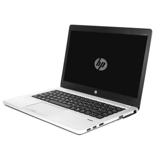 HP EliteBook Folio 9470m 14-inch 1.9GHz Intel Core i5 CPU 16GB RAM 750GB HDD Windows 7 Laptop (Refurbished)