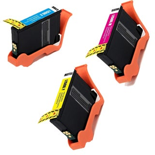 3 Pack 150XL 1 x CMY Compatible Ink Cartridge For Lexmark Pro715 ink Pro715 Lexmark Pro915 ink Pro915 ( Pack of 3 )