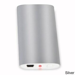 Wellrest Heat Rechargeable Hand Warmer (Option: Silver)