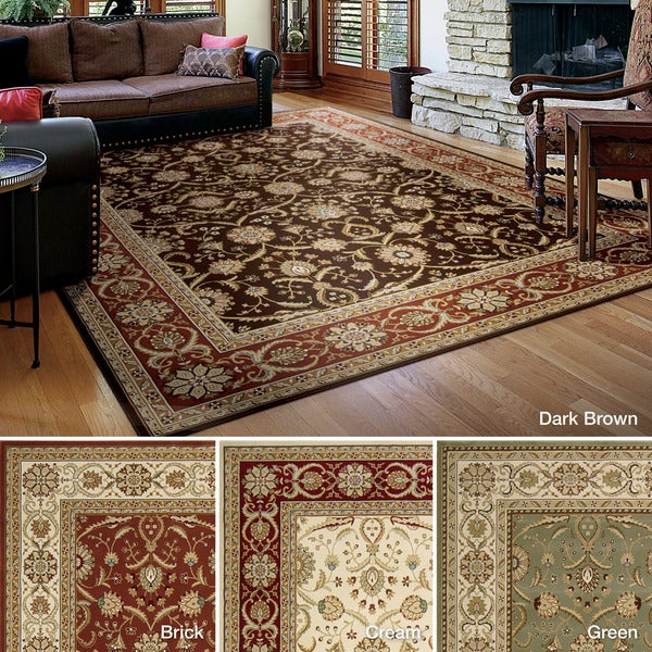 Rug Squared Sussex Traditional Runner Rug (2'2 x 7'6)
