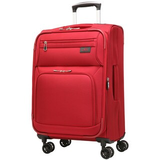 Skyway Sigma 5 21-inch Expandable Carry On Spinner Upright Suitcase