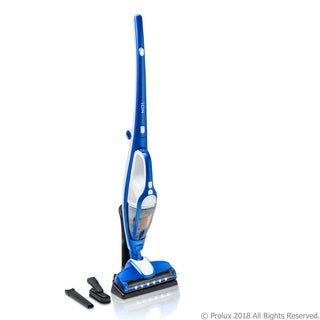 Prolux Ion Battery Powered Bagless Combo Stick & Handheld Vacuum