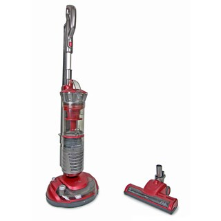 Prolux Allvac Bagless Hard Floor Vacuum Cleaner - Red