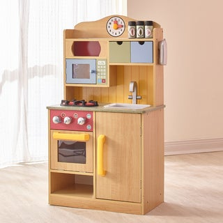 Treehaus Wooden Play Kitchen Free Shipping Today Overstock Com 13912687