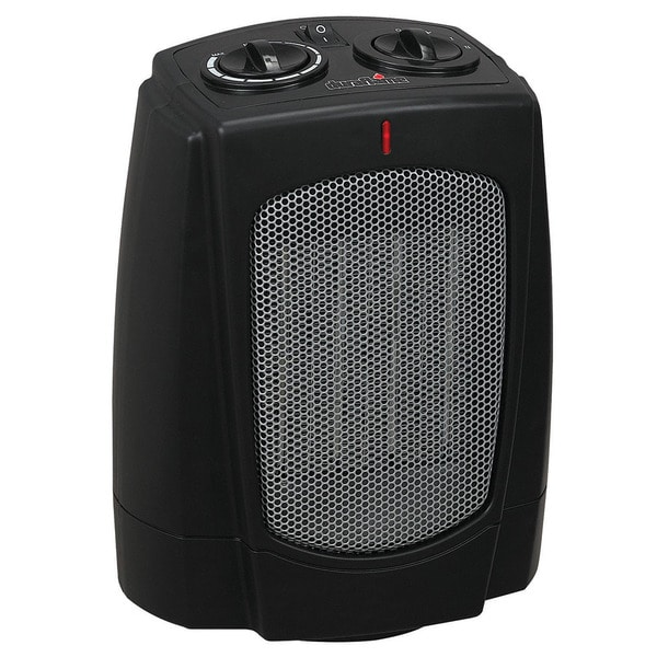 Shop Duraflame Dfh Dh 14 T Black Portable Electric Ceramic