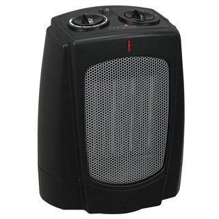 Duraflame DFH-DH-14-T Black Portable Electric Ceramic Desktop Heater