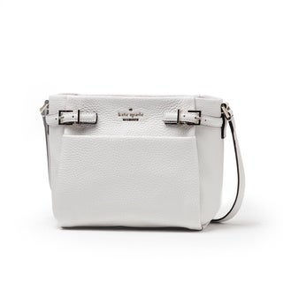 Kate Spade Holden Street Brady Bright White Shoulder Bag