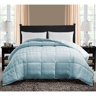 down alternative comforters shopping the best prices online. Black Bedroom Furniture Sets. Home Design Ideas