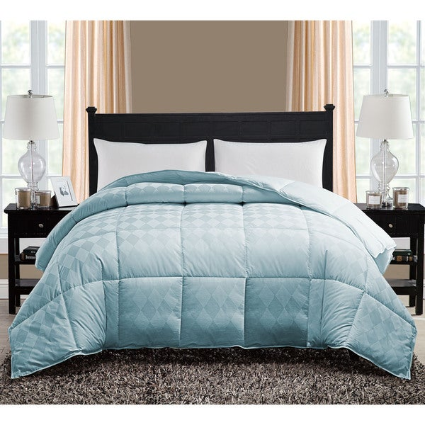 shop vcny diamond down alternative comforter on sale free shipping today. Black Bedroom Furniture Sets. Home Design Ideas