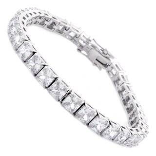 NEXTE Jewelry Cubic Zirconia Tennis Bracelet