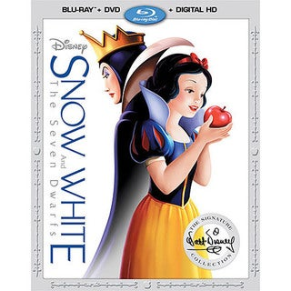 Snow White And The Seven Dwarfs (Blu-ray Disc)