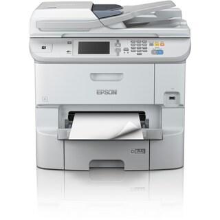 Epson WorkForce Pro WF-6590 Inkjet Multifunction Printer - Color - Pl