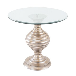 Silver Leaf Linea Table