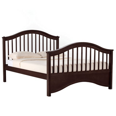 School House Jordan Chocolate Full-size Bed