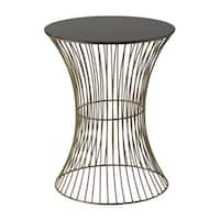Thurcott Curved Drum Table