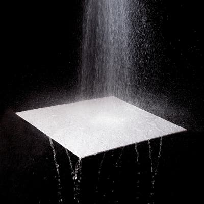 Genesis Smooth Pro Black 2 x 4 ft. Lay-in Ceiling Tile (Pack of 10)
