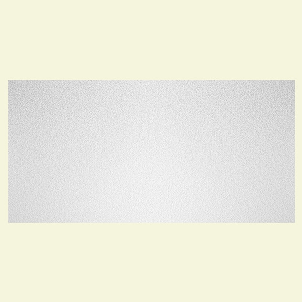 Genesis Stucco Pro White 2 x 4 ft. Lay-in Ceiling Tile (Pack of 10) - Free Shipping On Orders ...