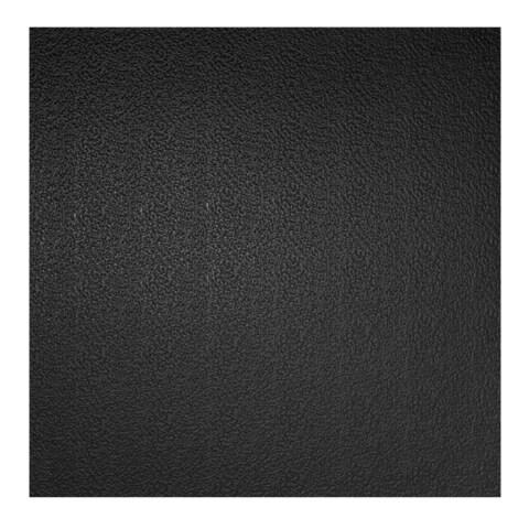 Genesis Stucco Pro Black 2 x 2 ft. Lay-in Ceiling Tile (Pack of 12)