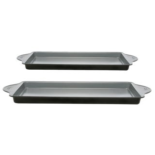 Earthchef 2-piece Cookie Sheet Set