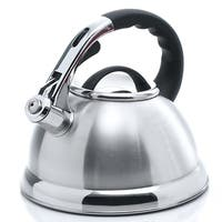 Creative Home Camille 3.0-quart Whistling Stainless Steel Tea Kettle