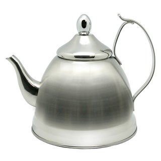 Creative Home Nobili-Tea 1.0-quart Tea Kettle/ Tea Pot with Stainless Steel Infuser Basket