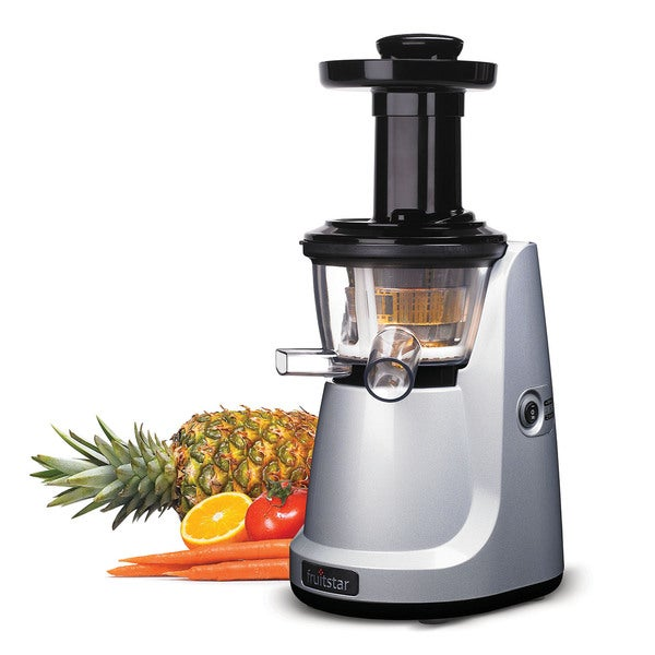 Slow Star Juicer Reviews : Tribest FS-610 Fruitstar Slow Juicer - Free Shipping Today - Overstock.com - 17734018