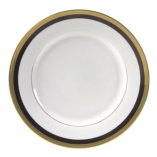 Sahara Black Charger Plate (Set of 6)