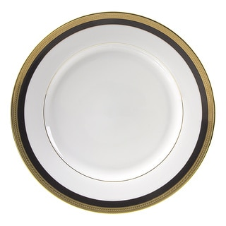 Sahara Black Luncheon Plate (Set of 6)