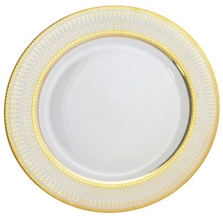 Iriana Gold Charger Plate (Set of 6)