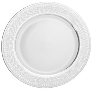 Iriana Silver Charger Plate (Set of 6)