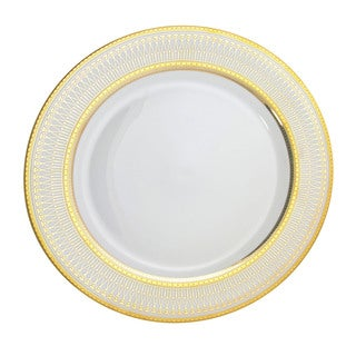 Iriana Gold Dinner Plate (Set of 6)