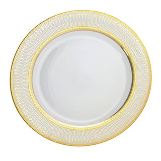Iriana Gold Salad/ Dessert Plate (Set of 6)