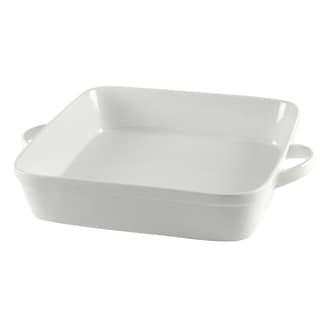 Delano White Square 10-inch Bakeware