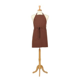 Cafe Solid Canvas Butcher Apron